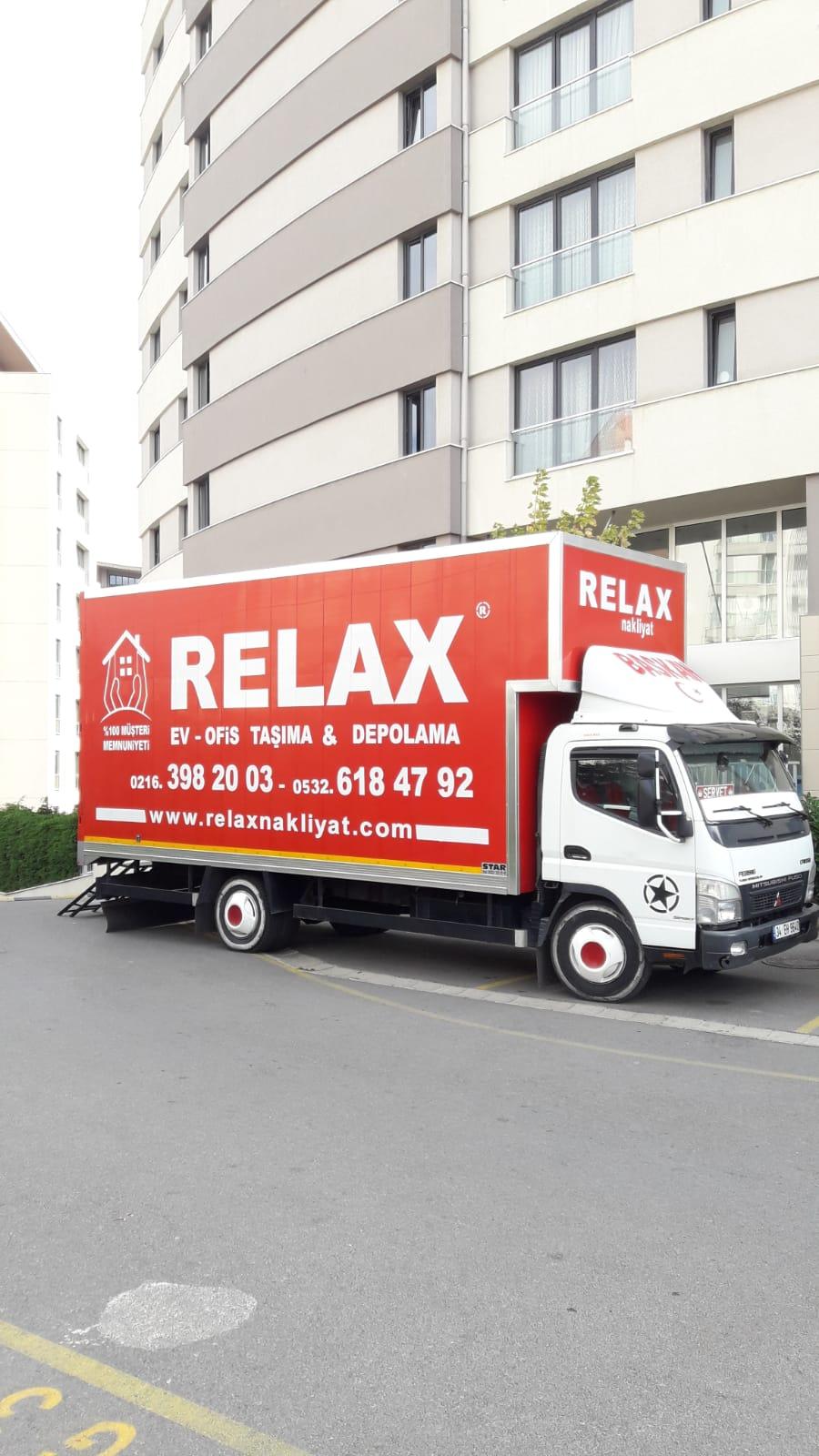 Relax Evden Eve Nakliyat  Evden eve nakliye firması